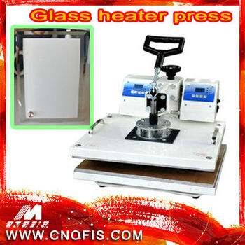 NEW!!! Double face heat press machine for sale