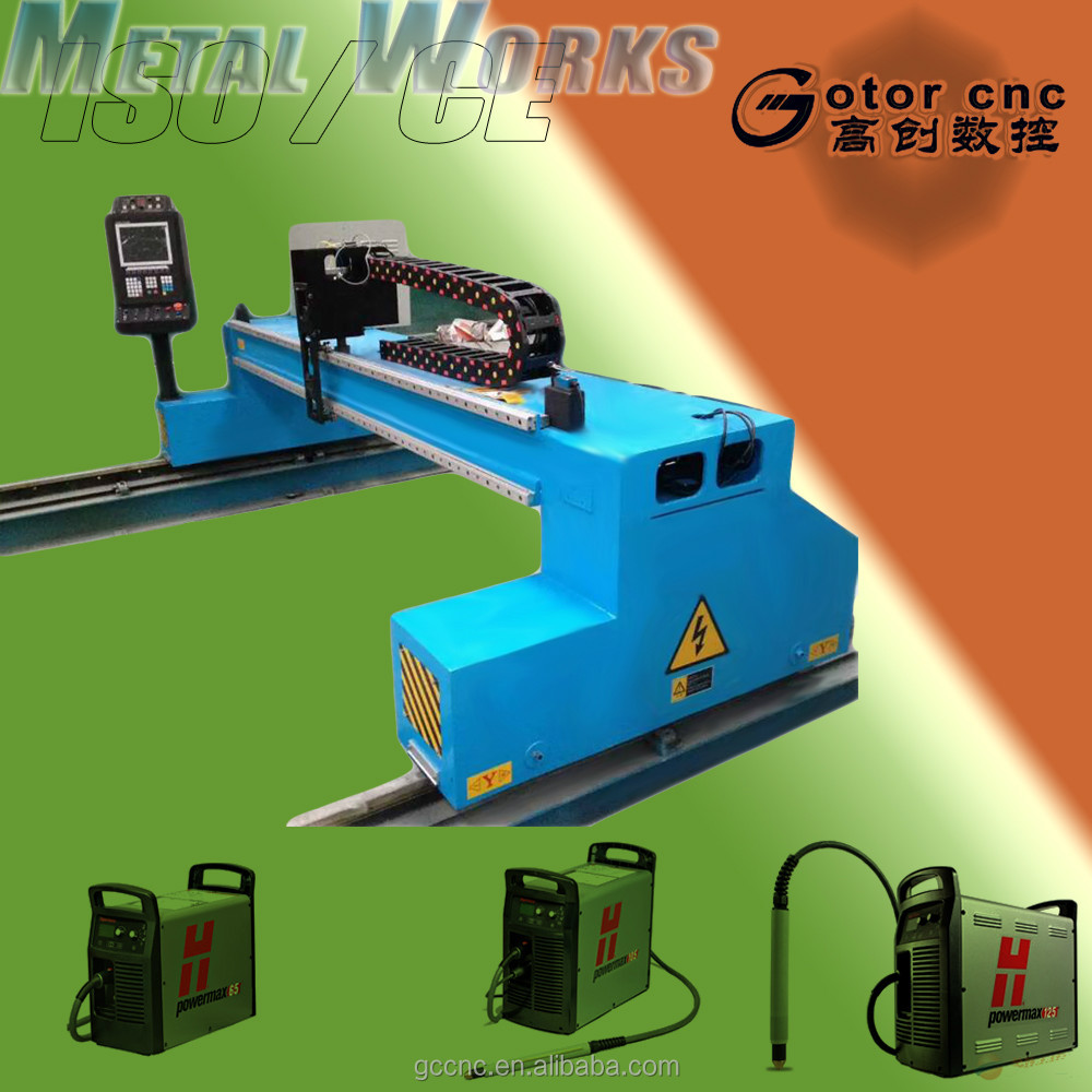 cnc metal cutter machine for metal cutting works