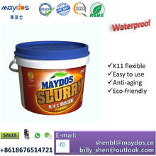 Cement base concrete waterproofing coating waterproofing for wall and roof