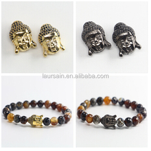 LS-D5136 Wholesale CZ Paved Buddha Charm