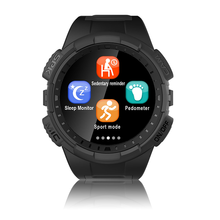 Bluetooth Smart Watch V11S with MP3 Player for Android IOS Camera Call Text Step Counter Heart Rate Monitor
