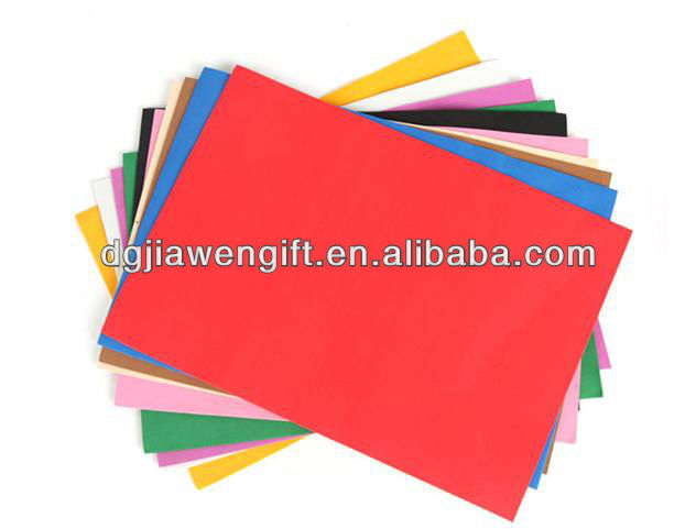 Value pack EVA foam sheet