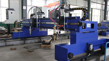 AIR PLASMA CUTTING MACHINE, gantry CNC, Metal CNC Plasma Cutting Machine