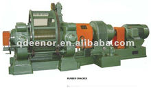 XKP-560 Type Waste Tyre Cracker / Rubber Crushing Mill