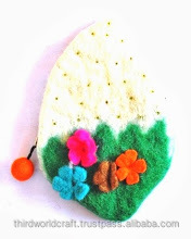 Felt Fruit Purse