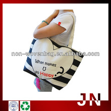 Art Bag Cotton Canvas Tote Bag For Shopping, Cotton Shopping Bag For Promotional, Recyclable Cotton Shopping Bags