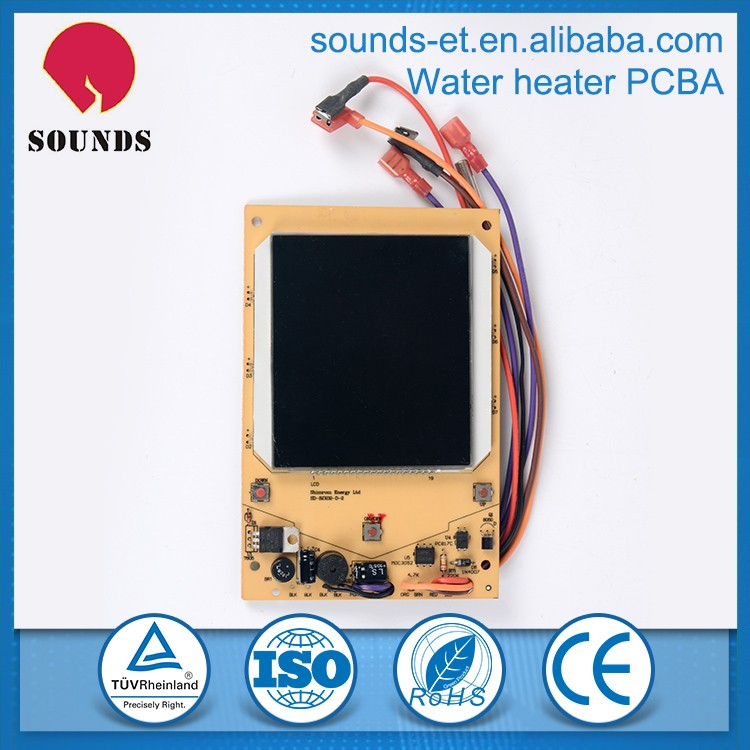 PCB Assembly for Water Heater Control Board Manufacturer