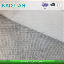 65g/m2 1x100m/roll RPET stitch bond nonwoven fabric for roof coating reinforcing/stitch bond polyester farbic for roofing
