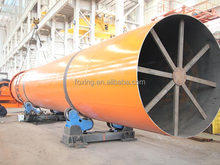 Three Drum Direct Fired Stainless Steel Coco Maize Grain Rotary Dryer