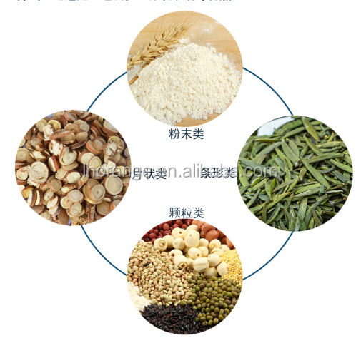 Auto scale herb filling and weighing machine tea leaf powder <strong>grain</strong>,medicine,seed,salt rice packing machine
