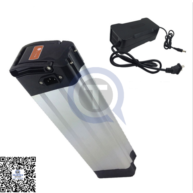 Quantex hot sale 36v ebike battery lifepo4 battery pack rechargeable battery for electric bike