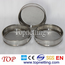 Laboratory test sieve for factory with high precision sieving