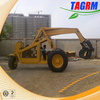new automatic sugar cane 3 wheels loader/SL1000 sugarcane loading machine for sale