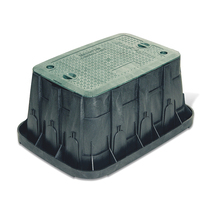 Anti-Theft SMC Plastic Water Meter Box (D400)
