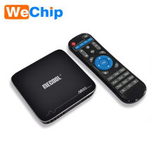 High Quality android tv box DDR3 2GB 16GB EMMC Flash Amlogic S905X tv box android 7.1 m8s pro plus