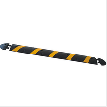 Manufacture 72'' Rubber Speed Hump 1830 speed bumps