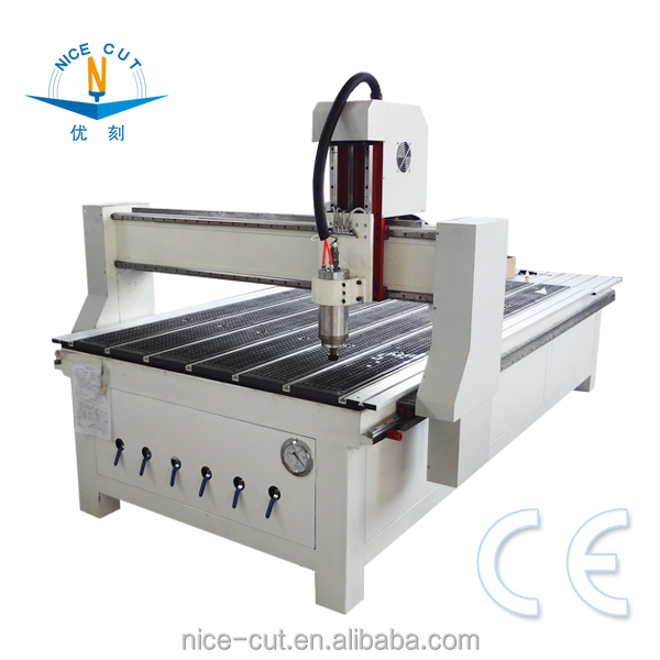 NC-1224 Alucobond cutter aluminum composite board cutting machine CNC router