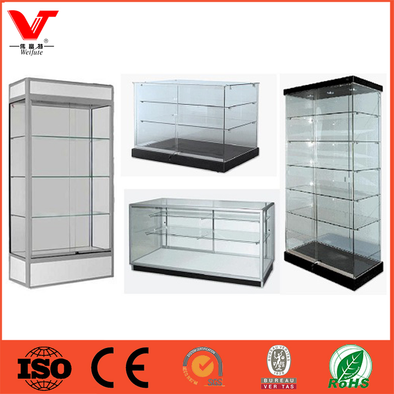 Toy Display Cabinet Wall Mount Glass Display Cabinets