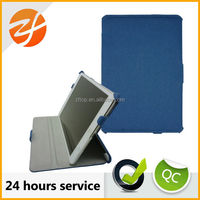 Elegant tablet cover for ipad air leather case, protective case for ipad air case