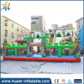 cartoon design jumping castles bear cartoon giant bouncy castles amusement playground for children