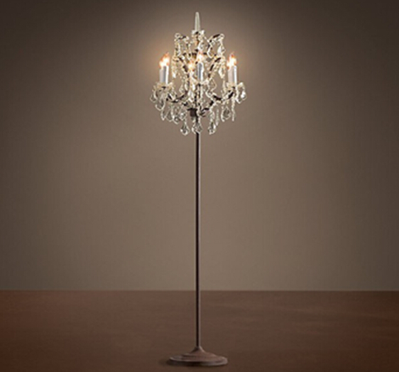 Luxury led floor lamp Creative Design From China Manufacture With The Best Quality