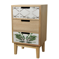 Made in China wholesale low price high quality wooden chest with drawers for home furniture