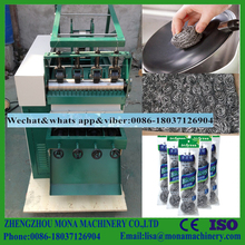 Hot Sale 0# Grade Steel Wool Scourer Cutting Making Machine