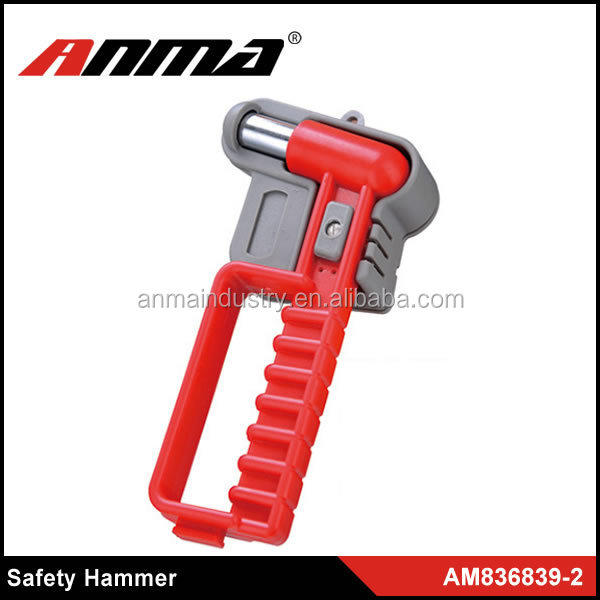 New Auto Car Emergency Safety Hammer Escape Tool