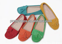 2013 Pretty Steps new style latest flat shoes for women