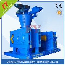 CE SGS certificate full production line pellet machine / animal feed pellet making machine