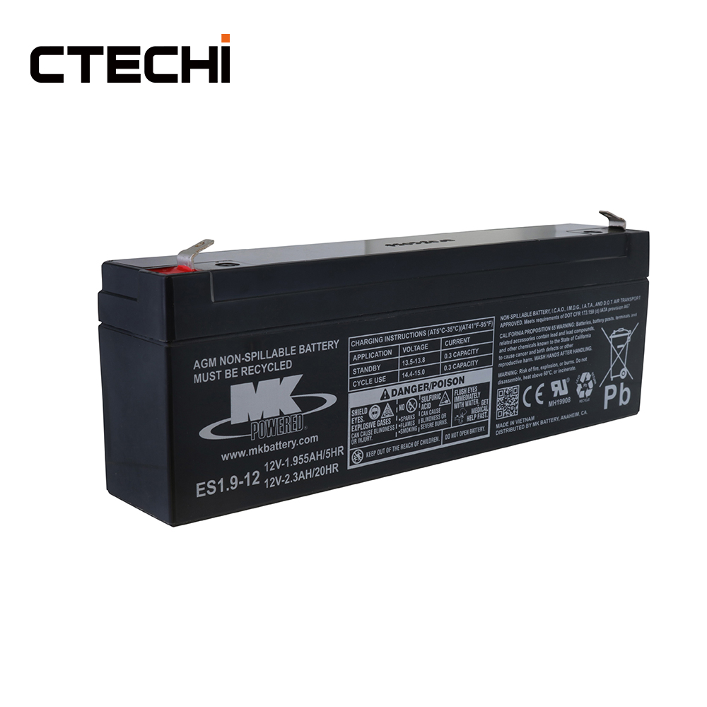 Replacement battery Datascope Beneheart D6 defibrillator monitor battery golf car battery