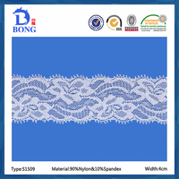 laser cut lace fabric lace tape in china lace market