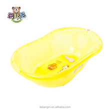 Reliable Supply Eco-Friendly Transparent Plastic Baby Bath Tub