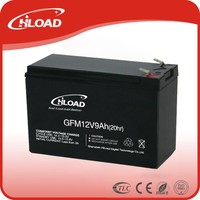 AGM Battery 12V 9AH Storage Battery rechargeable lead acid battery