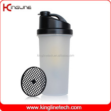Hot selling 700ml gym drinking bottle with filter ODM (7013B)