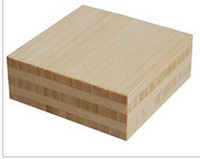 2500x1250mm Natural decorative bamboo cutting board wall panel