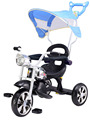 2016 Baby tricycle new models with music and light and canopy Children tricycle New desig Wholesale kid's tricycle with canopy