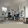 The Best Products Gravity Paddy Separator/mini Rice Mill Line/vertical Rice Milling Machine