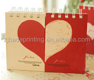 China Manufacture Spiral Notebook/Cheap Bulk Notebooks/School Notepad