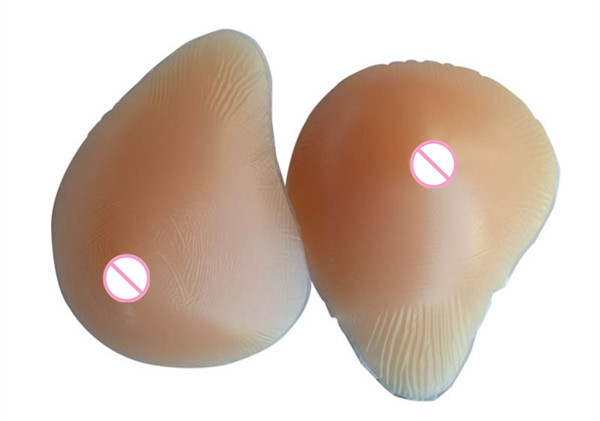 ONEFENG Silicone Fake Breast and Soft Comfortable Artificial Breast Forms for Mastectomy Women 180g/piece Free Shipping