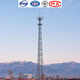 Factory Price Telecom Steel Tower