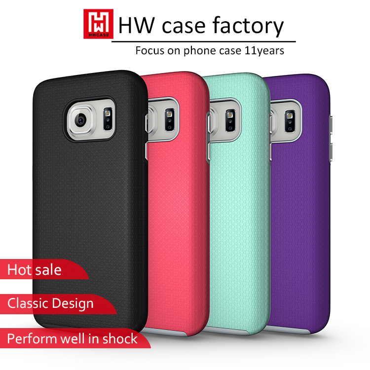 For Samsung Galaxy S7 Phone Case, Silicone Cover For Samsung S7 Case Shockproof Slim Hard Rubber Armor