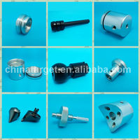 small order cnc parts precision turning parts rapid aluminum prototype