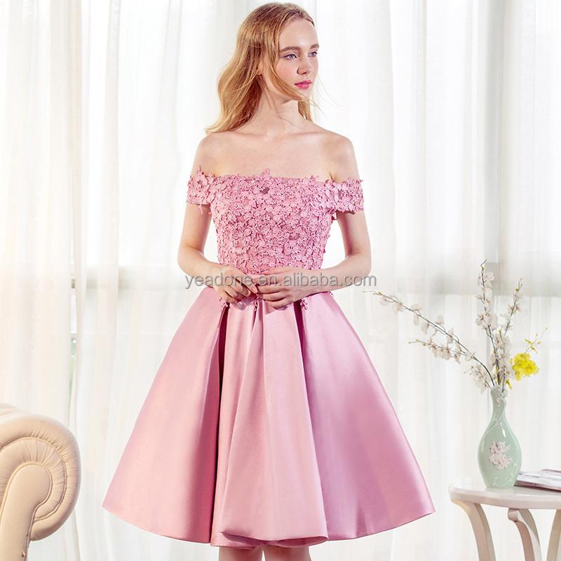 Venta al por mayor vestidos de promocion cortos-Compre online los ...