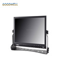 Alibaba Gold Suppliers Aluminum Case 15 Inch LCD Monitor 3G-SDI/HD/YPbPr/Video/Audio Input 1024x768 for TV and Film Shooting