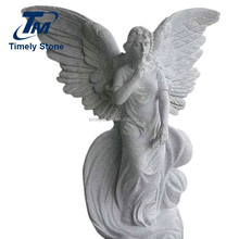 Angel sculpture garden statue wholesale for garden sale