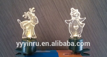 animated christmas lights animals,led solar garden lamp,battery operated mini lamp