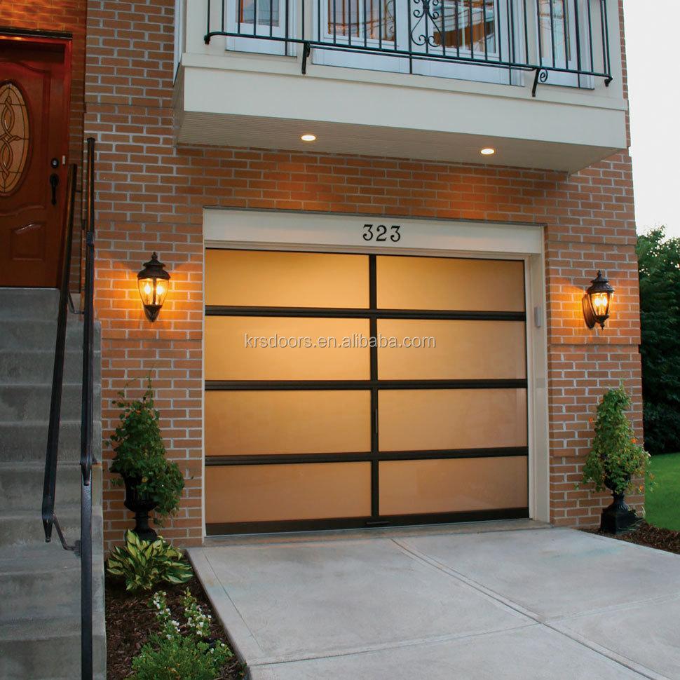 Раздвижные двери гаража