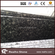 China verde butterfly green granite slabs prices for sale