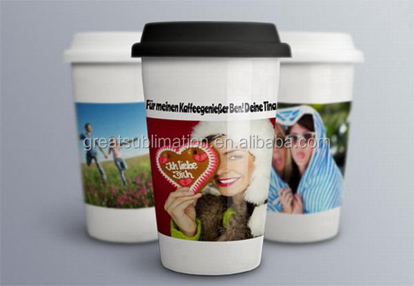 Sublimation Hot Selling Cute Coffee Travel Mug Buy Cute